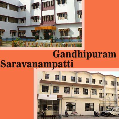 Ladies Hostel in gandhipuram - coimbatore